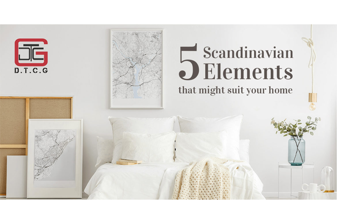 5 Scandinavian elements that might suit your home
