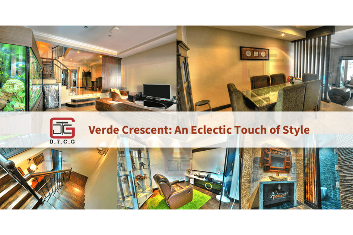 Verde Crescent: An Eclectic Touch of Style
