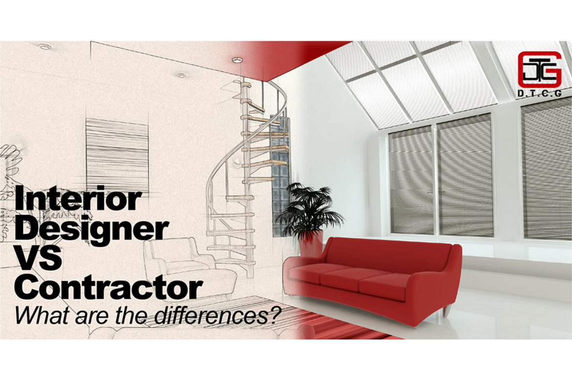 Interior Designer vs. Contractor: What are the differences?