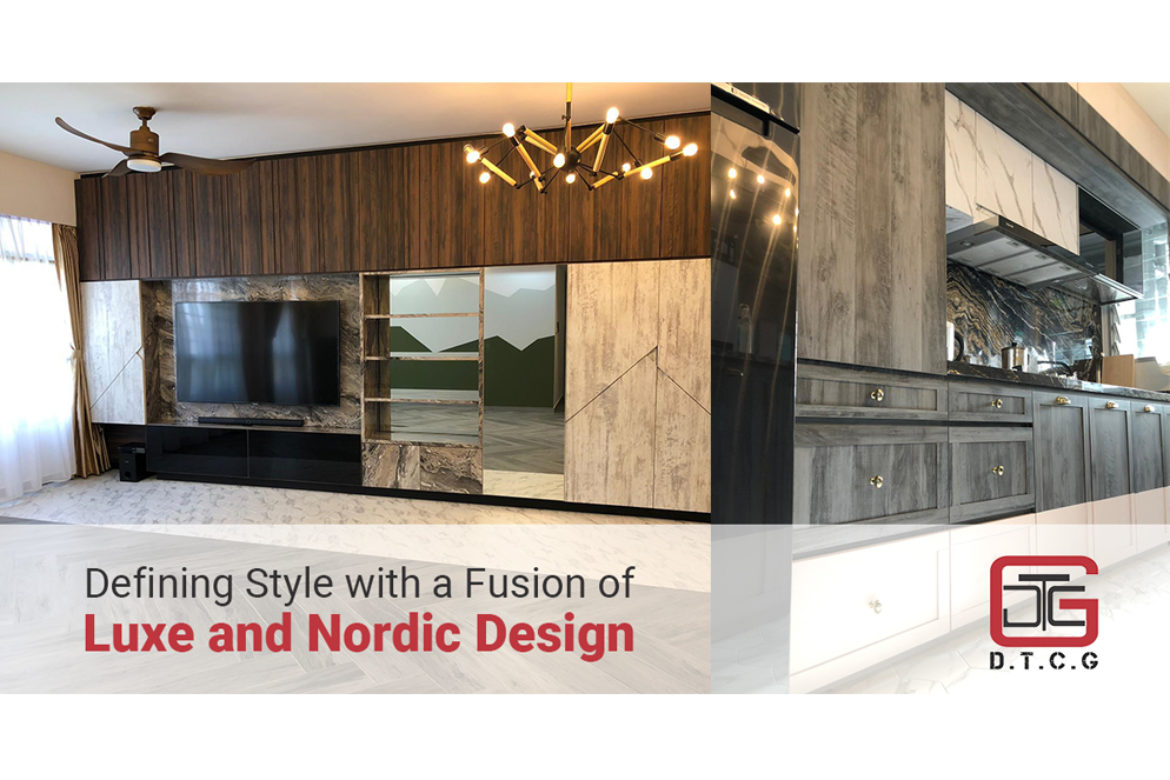 Defining Style with a Fusion of Luxe and Nordic Design